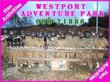 <h5>Stag and hen do Activities Westport</h5><p>Stag and Hen party groups doing some Stag and Hen activities in Westport Adventure Park</p>