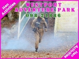 <h5>Ireland Stag Activities</h5><p>Stag and Hen party groups doing some Stag and Hen activities in Westport Adventure Park</p>