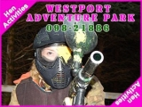 <h5> Stag and Hen activities Ireland</h5><p>Stag and Hen party groups doing some Stag and Hen activities in Westport Adventure Park</p>