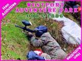 <h5>Stag and Hen Activities Mayo Ireland</h5><p>Stag and Hen party groups doing some Stag and Hen activities in Westport Adventure Park</p>