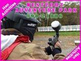 <h5>Westport Hen Party Games</h5><p>Hen party group doing some hen activities in Westport Adventure Park</p>