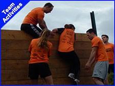 corporate team building activities Ireland